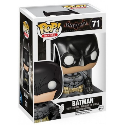 Фигурка Batman: Arkham Knight - POP! Heroes - Batman (9.5 см)