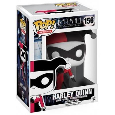 Фигурка Batman: The Animated Series - POP! Heroes - Harley Quinn (9.5 см)