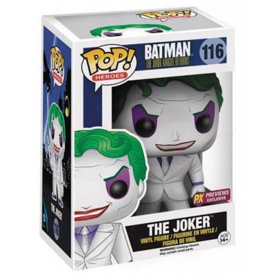 Фигурка Batman: The Dark Knight Returns - POP! Heroes - Joker (Exc) (9.5 см)