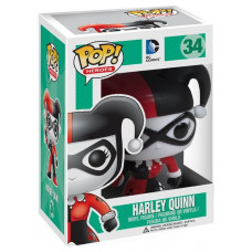 Фигурка DC Comics - POP! Heroes - Harley Quinn (9.5 см)