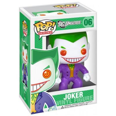 Фигурка DC Universe - POP! Heroes - The Joker (9.5 см)