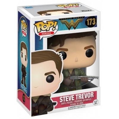 Фигурка Wonder Woman - POP! Heroes - Steve Trevor (9.5 см)
