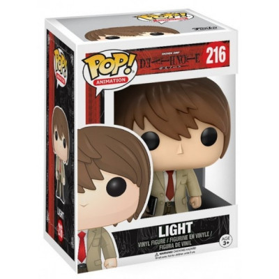 Фигурка Death Note - POP! Animation - Light (9.5 см)