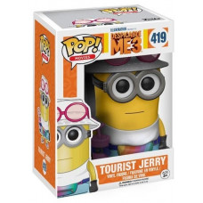 Фигурка Despicable Me 3 - POP! Movies - Jerry Tourist (9.5 см)
