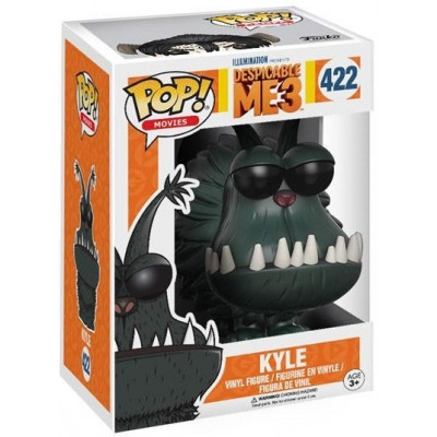 Фигурка Despicable Me 3 - POP! Movies - Kyle (9.5 см)