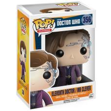 Фигурка Doctor Who - POP! TV - 11th Doctor w/ Mr Clever (9.5 см)