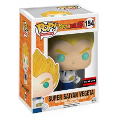Фигурка Dragon Ball Z - POP! Animation - Super Saiyan Vegeta Blue & White (Exc) (9.5 см)