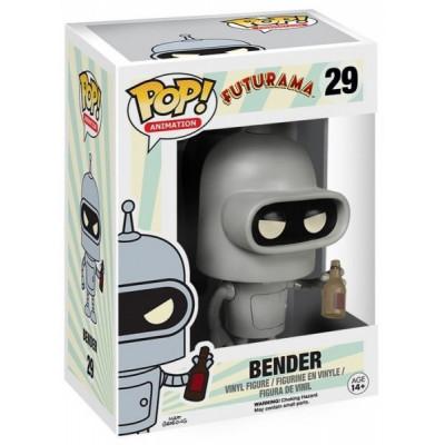 Фигурка Futurama - POP! Animation - Bender (9.5 см)