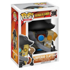Фигурка Borderlands - POP! Games - Emperor Claptrap (9.5 см)