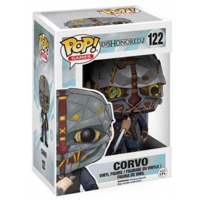 Фигурка Dishonored 2 - POP! Games - Corvo (9.5 см)