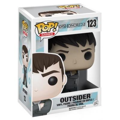 Фигурка Dishonored 2 - POP! Games - Outsider (9.5 см)