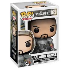 Фигурка Fallout 4 - POP! Games - Paladin Danse (9.5 см)