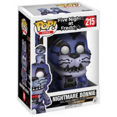 Фигурка Five Nights at Freddy's - POP! Games - Nightmare Bonnie (9.5 см)