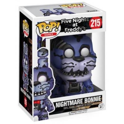 Фигурка Five Nights at Freddy's - POP! Games - Nightmare Bonnie (9.5 см)