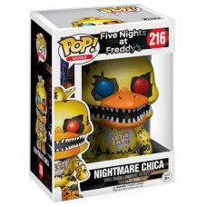 Фигурка Five Nights at Freddy's - POP! Games - Nightmare Chica (9.5 см)