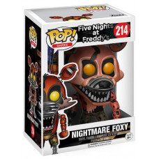 Фигурка Five Nights at Freddy's - POP! Games - Nightmare Foxy (9.5 см)