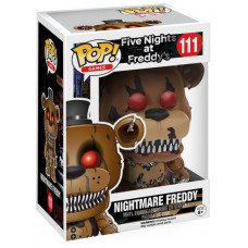 Фигурка Five Nights at Freddy's - POP! Games - Nightmare Freddy (9.5 см)