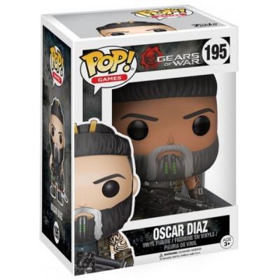 Фигурка Gears of War - POP! Games - Oscar Diaz (9.5 см)