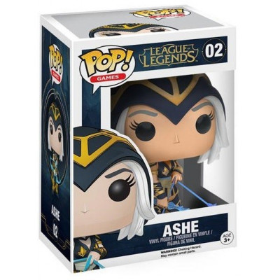 Фигурка League of Legends - POP! Games - Ashe (9.5 см)
