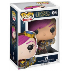 Фигурка League of Legends - POP! Games - Vi (9.5 см)