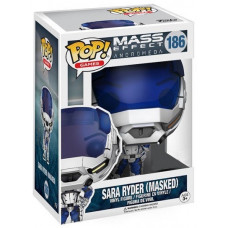 Фигурка Mass Effect: Andromeda - POP! Games - Sara Ryder (Masked) (Exc) (9.5 см)