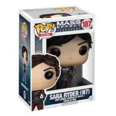 Фигурка Mass Effect: Andromeda - POP! Games - Sara Ryder N7 (Exc) (9.5 см)