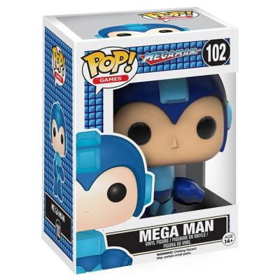 Фигурка Mega Man - POP! Games - Mega Man (9.5 см)
