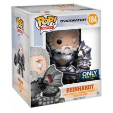 Фигурка Overwatch - POP! Games - Reinhardt (Unmasked) (Exc) (15 см)