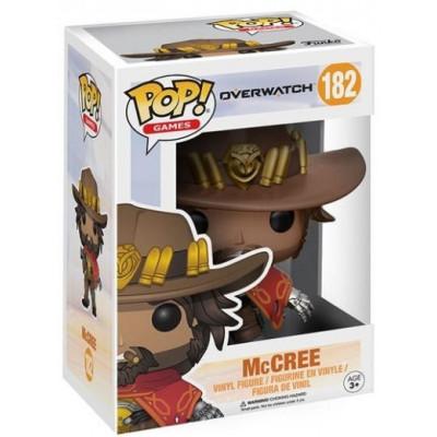 Фигурка Overwatch - POP! Games - McCree (9.5 см)
