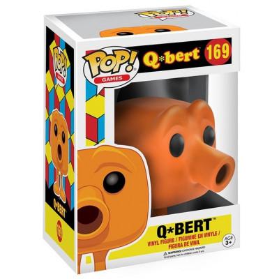 Фигурка Q*bert - POP! Games - Q*bert (9.5 см)