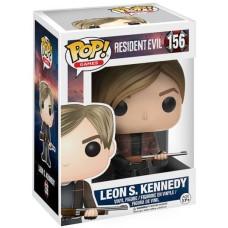 Фигурка Resident Evil - POP! Games - Leon S Kennedy (9.5 см)