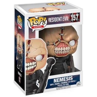 Фигурка Resident Evil - POP! Games - Nemesis (9.5 см)