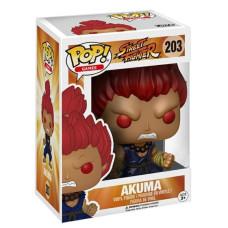 Фигурка Street Fighter - POP! Games - Akuma (Exc) (9.5 см)