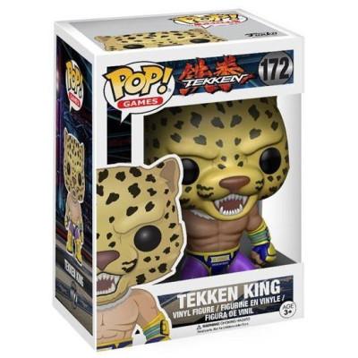 Фигурка Tekken - POP! Games - King (9.5 см)