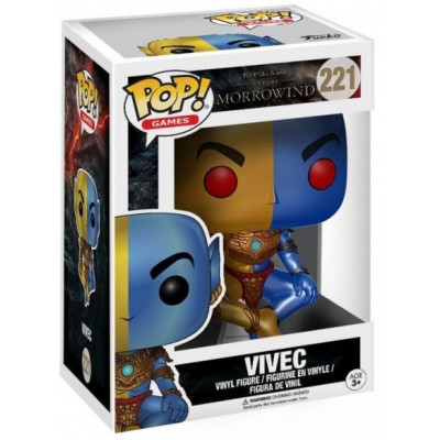 Фигурка The Elder Scrolls Online: Morrowind - POP! Games - Vivec (9.5 см)