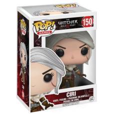 Фигурка The Witcher 3: Wild Hunt - POP! Games - Ciri (9.5 см)