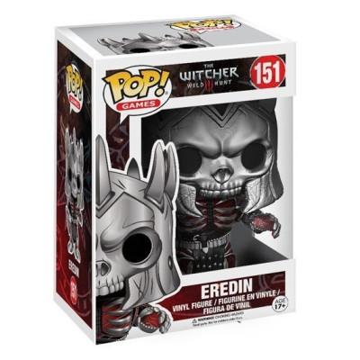 Фигурка The Witcher 3: Wild Hunt - POP! Games - Eredin (9.5 см)