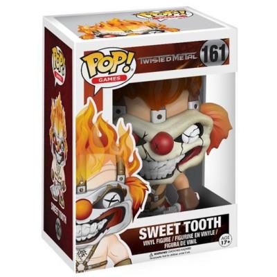 Фигурка Twisted Metal - POP! Games - Sweet Tooth (9.5 см)