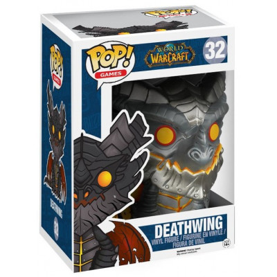 Фигурка World of Warcraft - POP! Games - Deathwing (15 см)