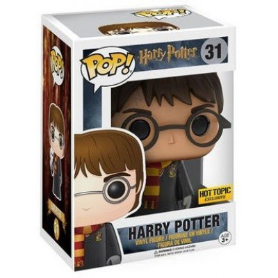 Фигурка Harry Potter - POP! - Harry w/ Hedwig (Exc) (9.5 см)