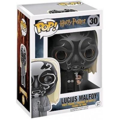 Фигурка Harry Potter POP! - Lucius Malfoy (Exc) (9.5 см)