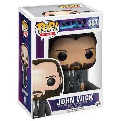 Фигурка John Wick: Chapter 2 - POP! Movies - John Wick (9.5 см)