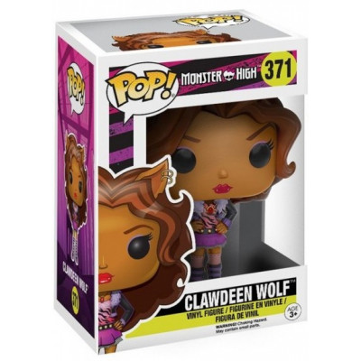 Фигурка Monster High - POP! - Clawdeen Wolf (9.5 см)