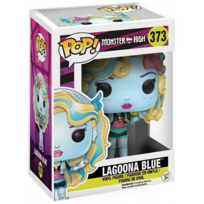 Фигурка Monster High - POP! - Lagoona Blue (9.5 см)