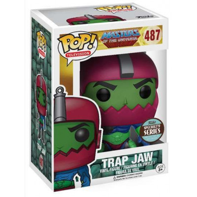 Фигурка Masters of the Universe - POP! TV - Trap Jaw (Exc) (9.5 см)
