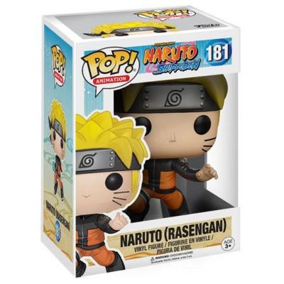 Фигурка Naruto Shippuden - POP! Animation - Naruto (Rasengan) (9.5 см)