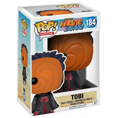Фигурка Naruto Shippuden - POP! Animation - Tobi (9.5 см)