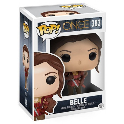 Фигурка Once Upon A Time - POP! - Belle (9.5 см)