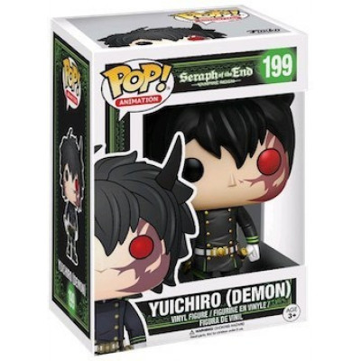 Фигурка Seraph of the End - POP! Animation - Yuichiro Demon (Exc) (9.5 см)