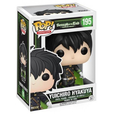 Фигурка Seraph of the End - POP! Animation - Yuichiro Hyakuya (9.5 см)